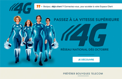 Bouygues Telecom 3G indoor Femtocells deployment with Alcatel-Lucent