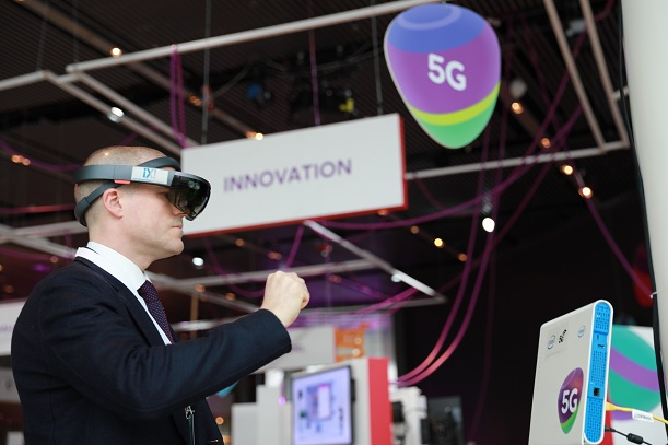 Telia and Ericsson power AR through 5G in Stockholm trial