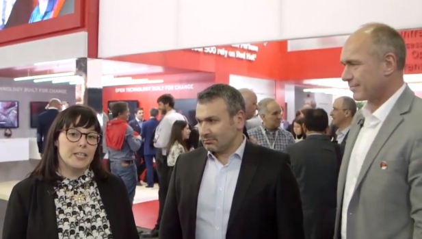 MWC 2019: Red Hat/Turkcell Digital Transformation Strategy